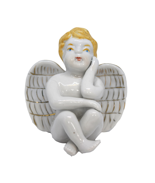 Angel Figure sisters small front