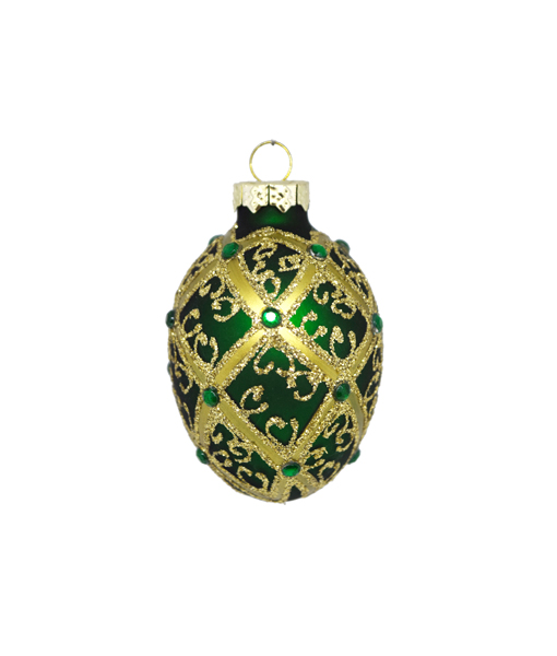 Fabergé green small
