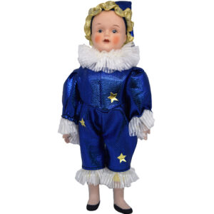 Doll little prince blue