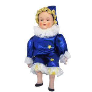 Doll little prince blue 1