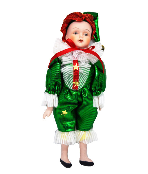 Doll little prince green